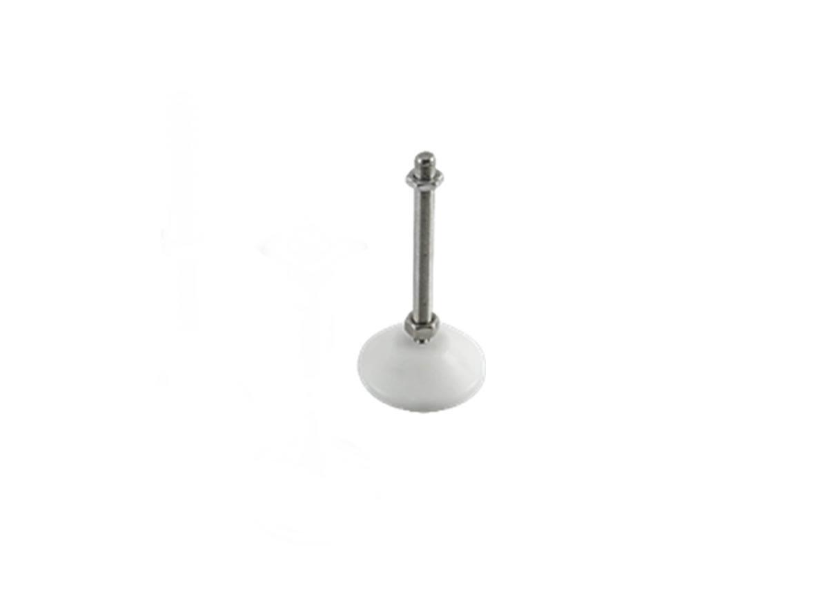 Stainless Steel Stem , plastic bases tank feet Image