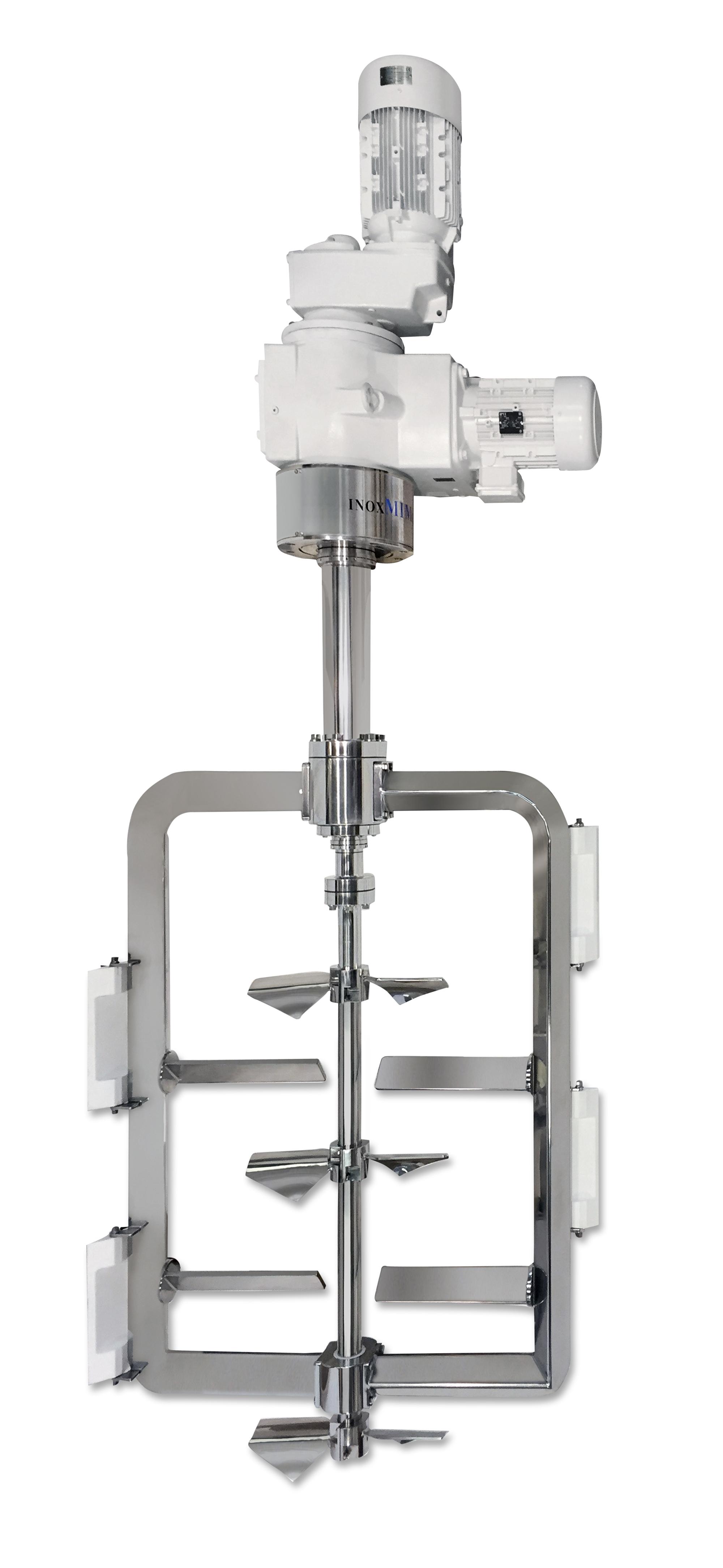 Vertical Agitator: Tandem Image
