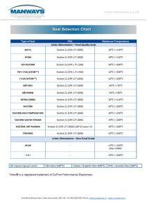 thumbnail of HpE Process Seal Selection Chart