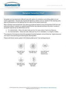 thumbnail of HpE Process Sprayball Selection Chart