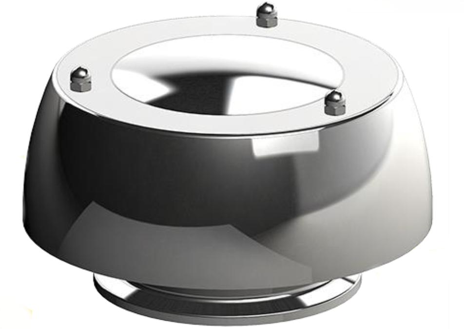 Safety Vacuum Pressure Valve Image